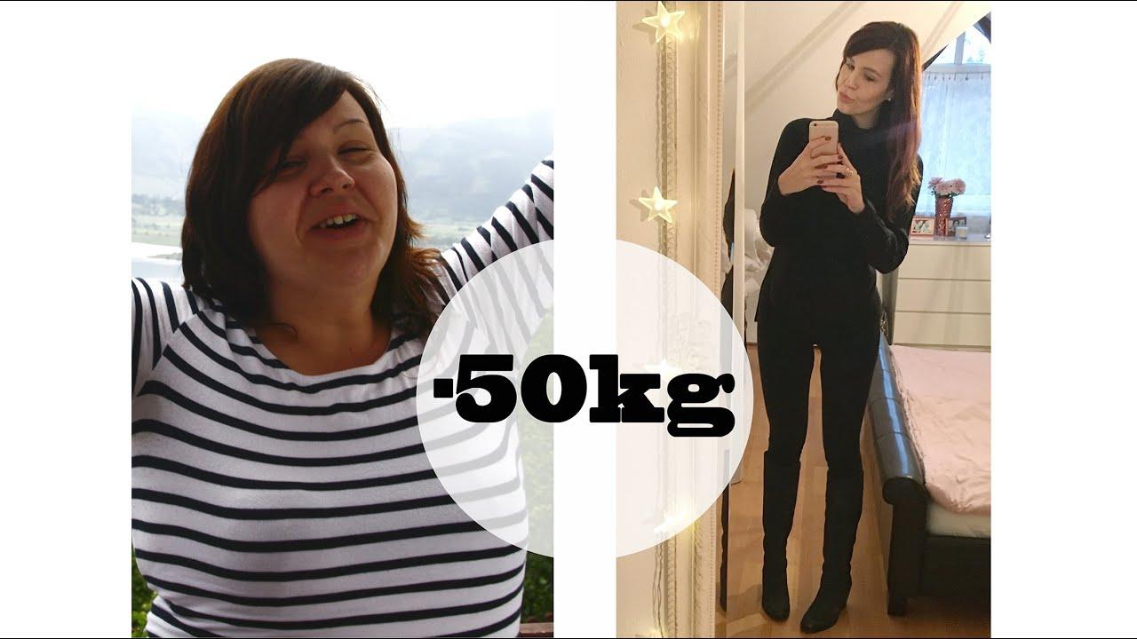 ich habe 40 kg abgenommen