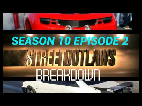 BIG CHIEF LEAVING STREET OUTLAWS? S10E2 BREAKDOWN