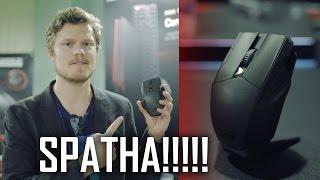 ROG Spatha Wireless Optical Mouse, ROG Sica & more Thumbnail