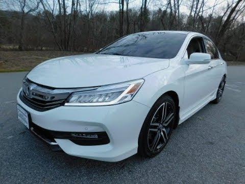 Brand New 2019 Honda Accord Touring V6 Sedan 6 Spd At 2385 Generations Will Be Made In