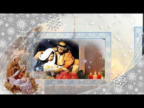 С РОЖДЕСТВОМ ХРИСТОВЫМ! Очень доброе и трогательное поздравление