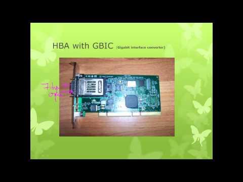 HBA- SAN Hardware for starters