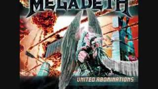 Megadeth-Blessed Are The Dead