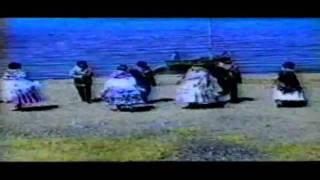 LOS HUAYCHEÑOS     cholita huaycheña (primer video)