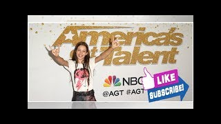 'America's Got Talent' Finalist Courtney Hadwin May Sign With Simon Cowell's Record Label