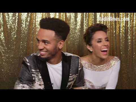 Strictly 2017: Aston Merrygold and Janette Manrara