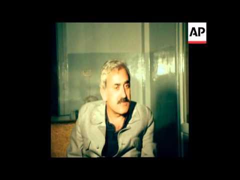 RR7815B LEBANON'S INVASION: WHAT PALESTINIANS THINK