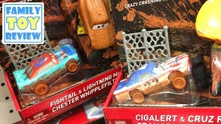Disney Cars 3 Toys Hunt Cigalert & Fishtail Crazy 8 Crashers Cars 3 Toy Hunt In 4 Stores