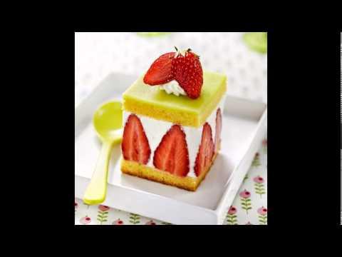 Торт Фрезье, рецепт