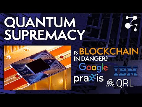 Google Achieves Quantum Supremacy: What Does This Mean For Blockchain? | Blockchain Central