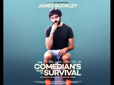 The Comedian's Guide To Survival  2016   James Buckley, MyAnna Buring, Paul Kaye