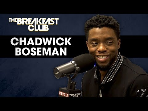 Chadwick Boseman Talks Black Panther, Turning Down Famous Biopics, Marvel Myths  More