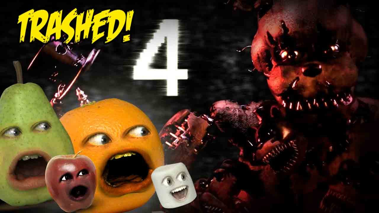 Five nights at freddy1 - 4 1