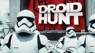 Star Wars: Battlefront - Droid Hunt!