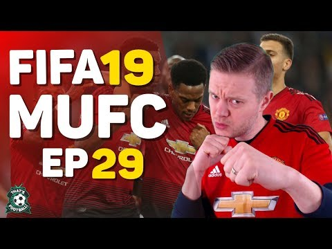 FIFA 19 Manchester United Career Mode Episode 29 | Goldbridge