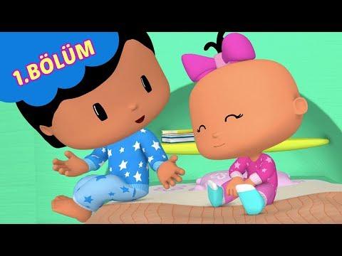 Pepee - Yeni Bölüm - Uyumak Çok Güzeldir 1 Pepe  - Çocuk Şarkıları & Eğitici Çizgi Film | Düşyeri