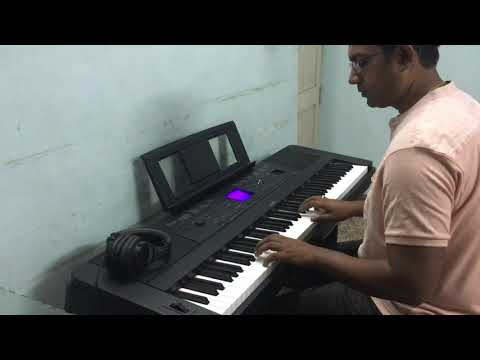 Kehna Hai (Movie: Padosan) - Piano Cover by Arvind