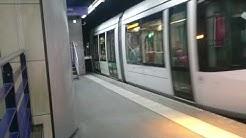 Normandie,Rouen station métro théatre des arts