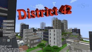 =S= Destrict 42 - Mod Pack First Look (Modded Minecraft 1.10.2)