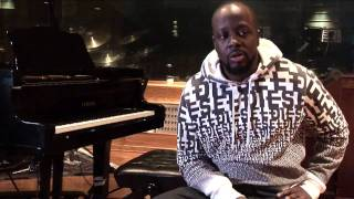 Wyclef Jean talks about Bruce Springsteen - Hangin' Out On E Street