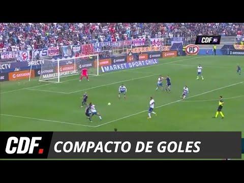Universidad Católica 1 - 1 U. De Chile | Torneo Scotiabank 2018 Decimotercera Fecha | CDF