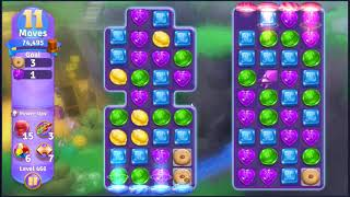 Wonka's World of Candy Level 466 - NO BOOSTERS + FULL STORY ???? | SKILLGAMING ✔️