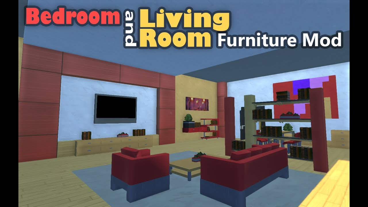 scrap mechanic bedroomliving room furniture mod  youtube - scrap mechanic bedroomliving room furniture mod