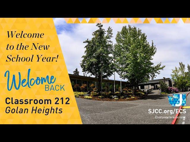 SJCCtv: Room 212 - Welcome ECS Students
