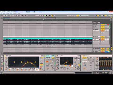 Re-sampling Linkin Park - Paper cut using Ableton Live