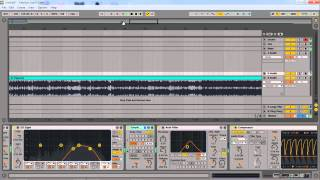Re-sampling Linkin Park - Paper cut using Ableton Live