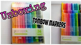 Tombow Play Color K 6 Colors Set B