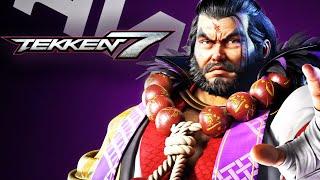 Tekken 7 - Official Ganryu DLC Gameplay Trailer