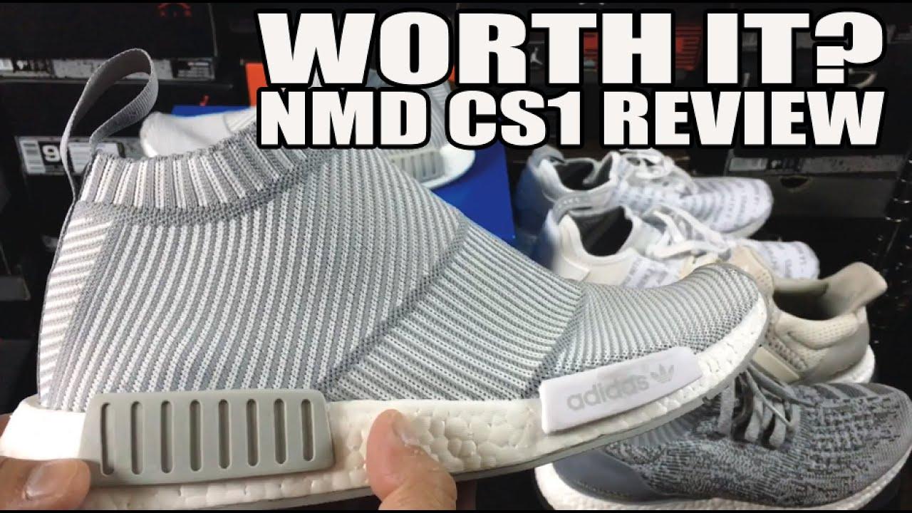 Worth It  Adidas NMD CS1 (City Sock) Review On Feet - YouTube d2fa3964b