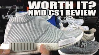 Worth It? Adidas NMD CS1 (City Sock) Review On Feet