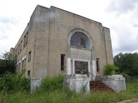 Haunted Yorktown Hospital in Texas
