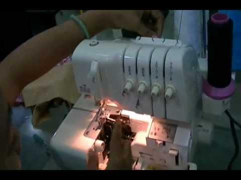 Minh Trung 0914152047 banmaymay.vn hướng dẫn sử dụng máy vắt sổ Baby lock Elipse P.1