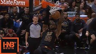 IT + LeBron James = Alley Oop / Part 2 / Cavaliers vs GS Warriors