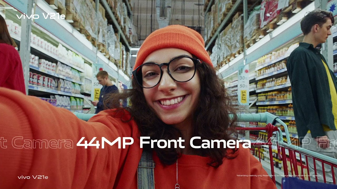 vivo V21 Series | For Your Best Moments