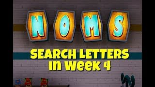 Fortnite - All Letter Locations for NOMS + Sign Location, ALL 5 Stages + Giveaway