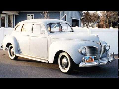 1941 dodge deluxe town sedan youtube for 1941 dodge 4 door sedan