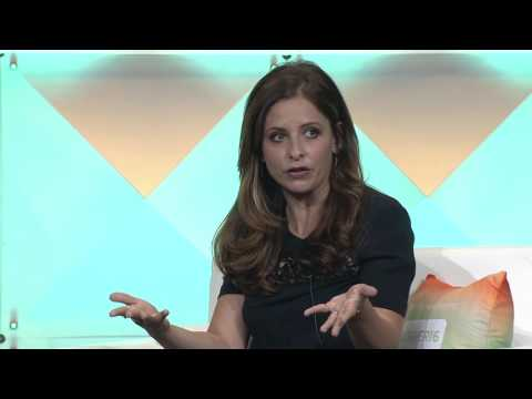 #BlogHer16: Interview with Sarah Michelle Gellar