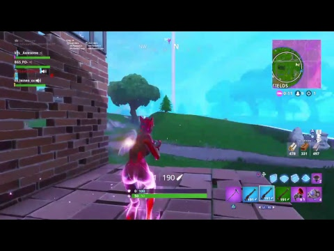 IM LIVE! Playing FORTNITE SQUADS With Subscribers!!  / !commands / Come Say Hello!