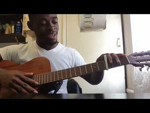 Fall - Davido (Guitar Tutorial)