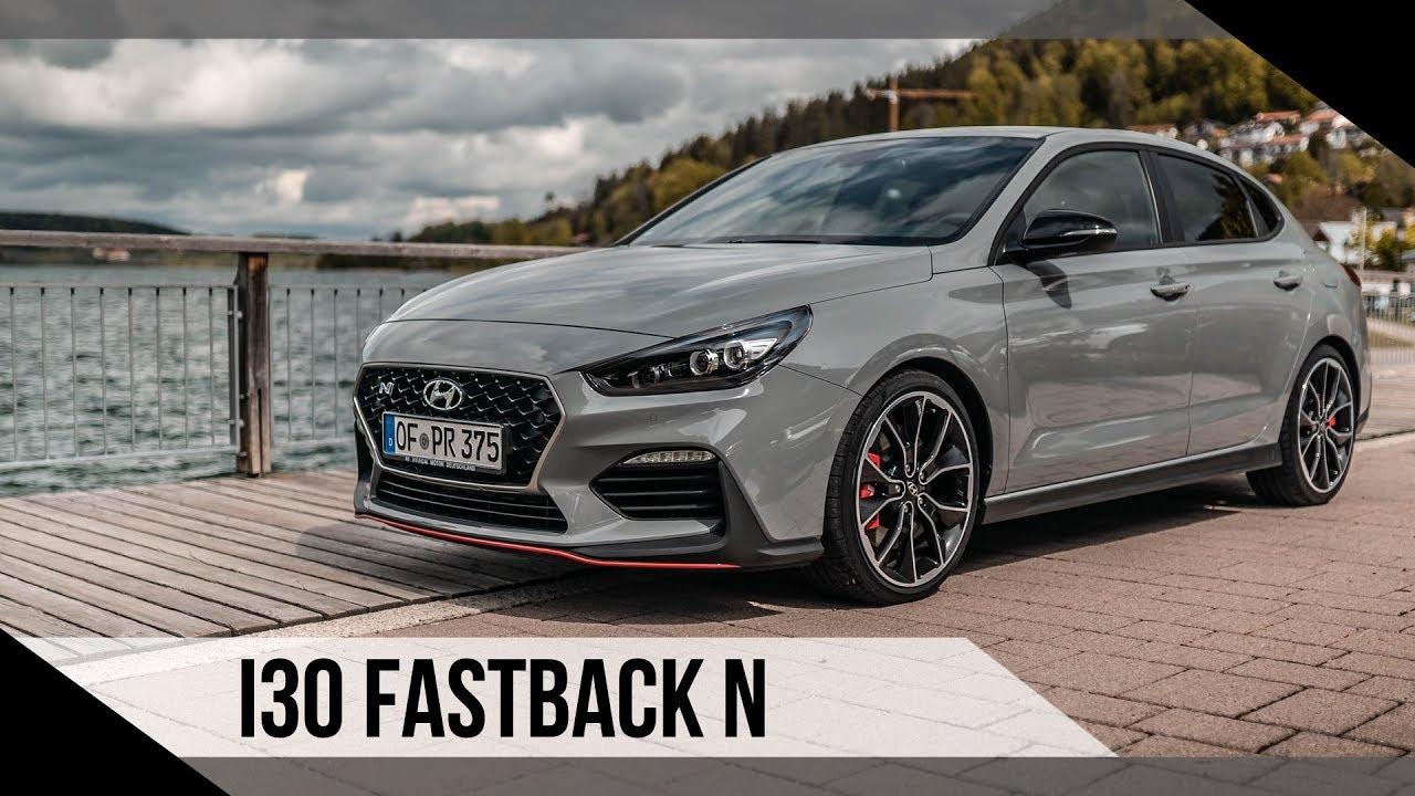 Hyundai i30 fastback n leasing