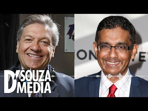 Dinesh D'Souza exposes shocking Hitler-related past of George Soros
