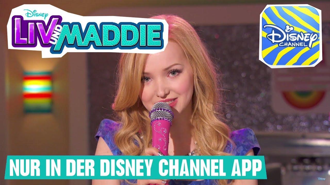 Liv Maddie Nur In Der Disney Channel App Count Me In