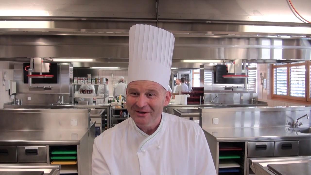 Interview de Christophe Bersier, Responsable de restaurant d'Eldora SA chez Nestlé à Broc