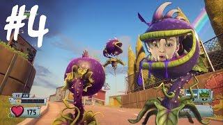 #4 Plants vs. Zombies Garden Warfare 2 прохождение на русском Мультик о зомби РАСТЕНИЯ против ЗОМБИ