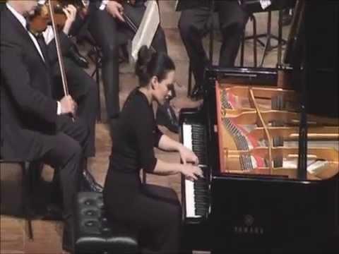 Liszt Concerto No.1 - Primavera Shima