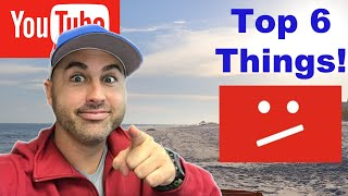 6 Things NOT to do when NAMING A YOUTUBE CHANNEL!